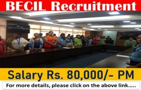 Broadcast Engineering Consultants India Limited (BECIL)Recruitment – 463 Investigator, Supervisor, System Analyst & Other Posts – 10th Pass Apply Now
